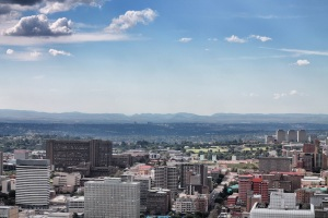 The City and Magaliesburg